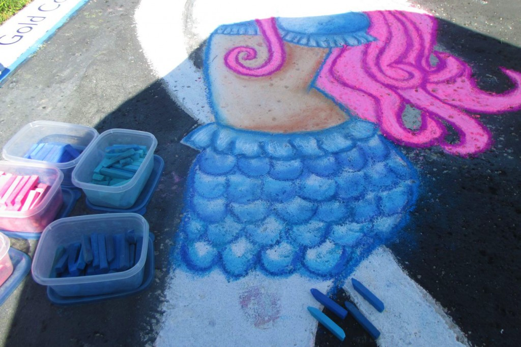 2015 Ventura Chalk Festival Grasiela Rodriguez