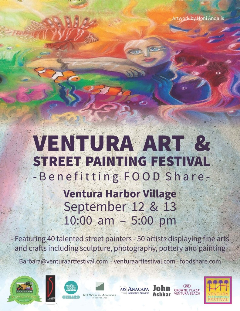 Ventura Chalk Festival 2015