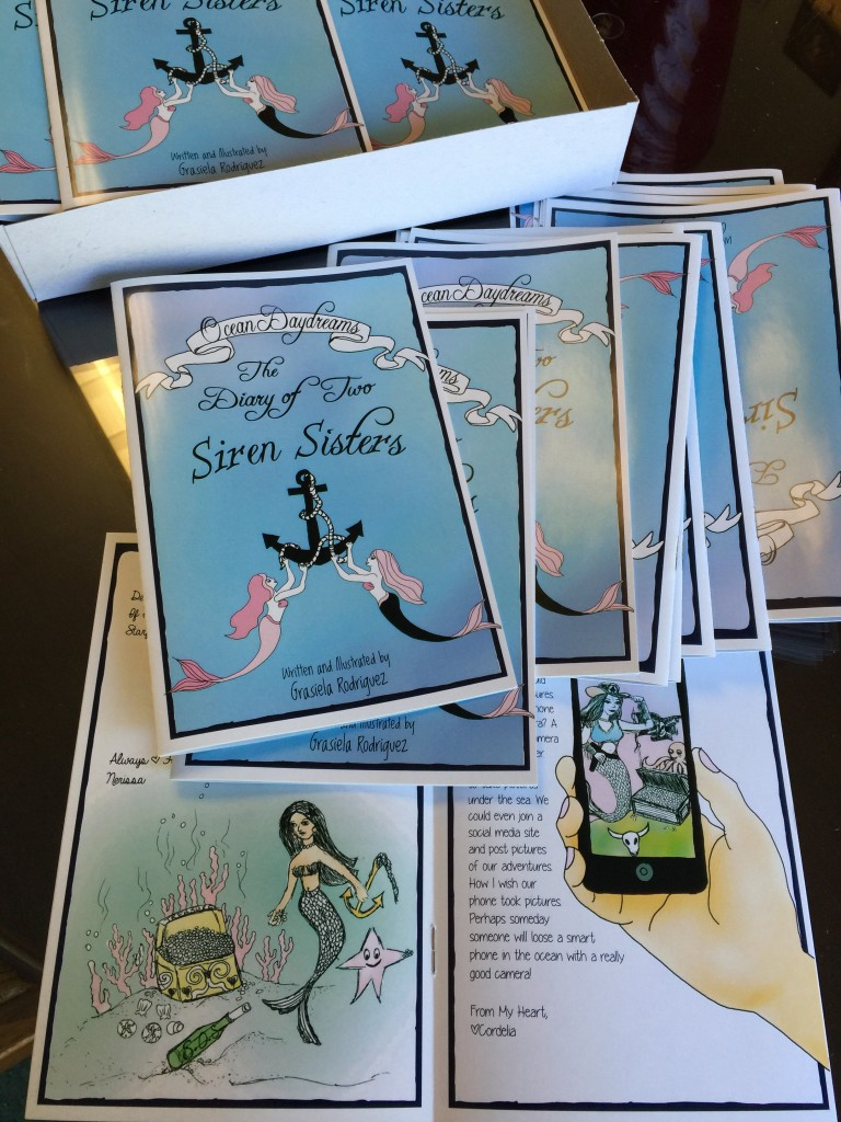 Siren Sisters by Grasiela Rodriguez