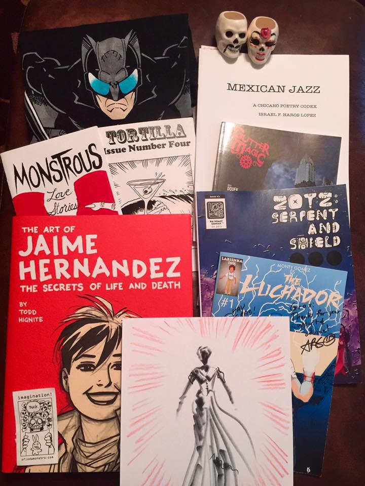 2016 Latino Comics Expo
