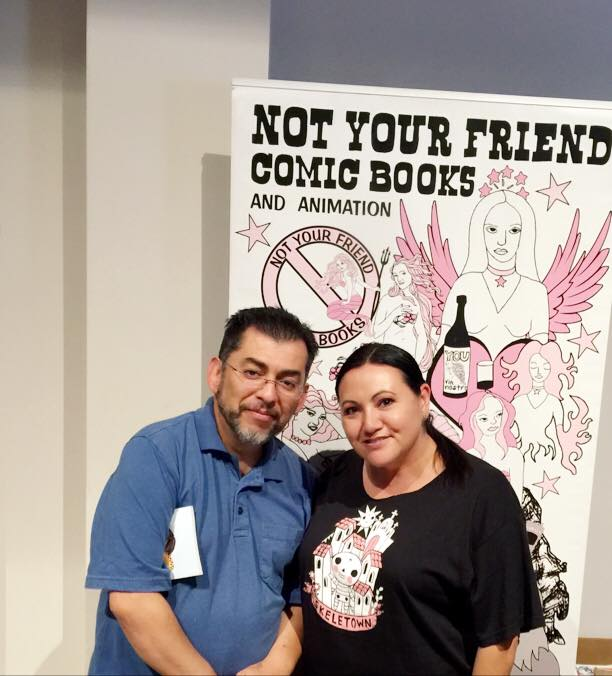 Not Your Friend Comics_GrasielaRodriguez2