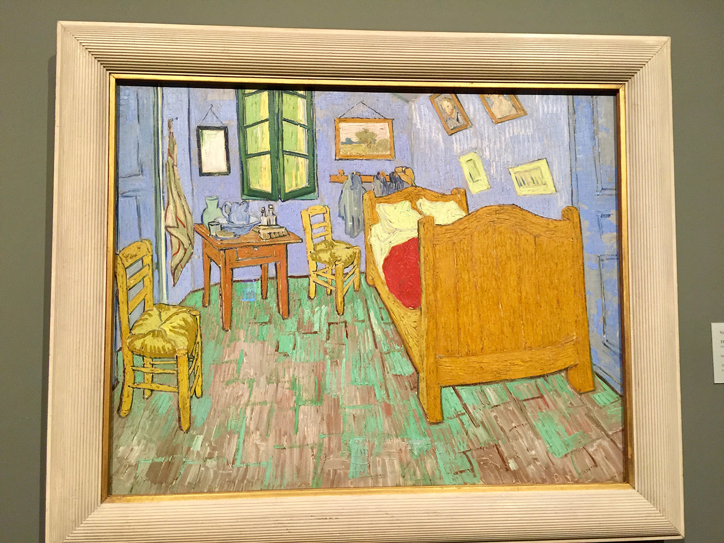 van gogh bedroom in arles – project unit 83