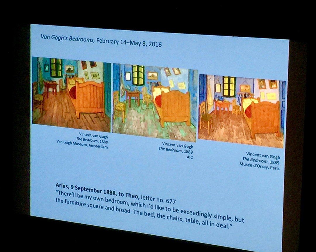 All Three Versions Presented Side By Side, On The Left Is The First Version  Which Hangs In The Van Gogh Museum In Amsterdam, The Second Version In The  ...