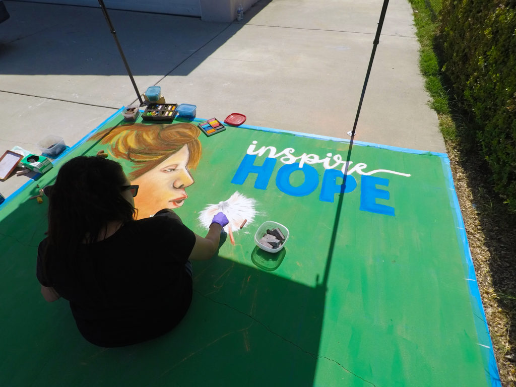 Inspire Hope by Grasiela Rodriguez
