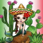 Grasiela Rodriguez Mexican Sirena