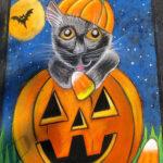 Halloween Chalk Festival