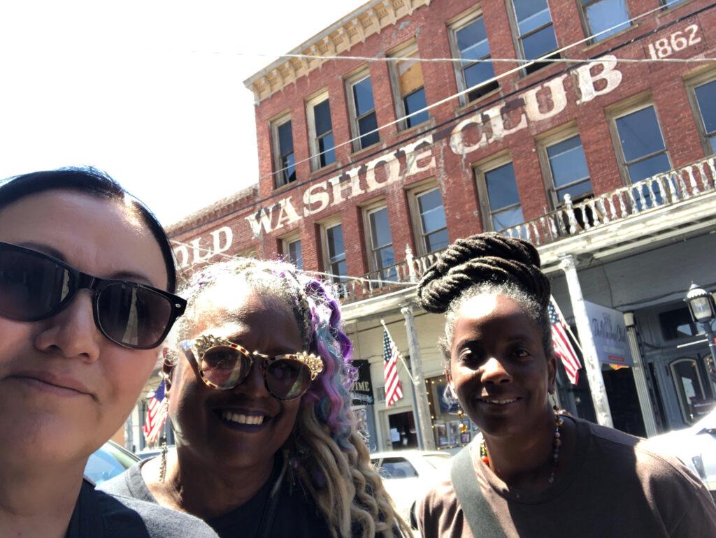 Old Washoe Club Virginia City, Nevada